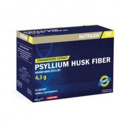 Nutraxin Psyllium Husk Fiber 144 g