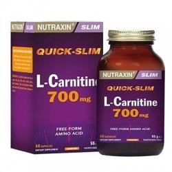 Nutraxin QS L-Carnitine 60 Tablet