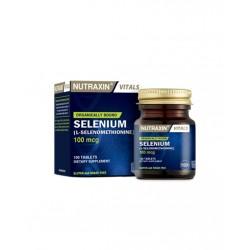 Nutraxin Selenium 100 Tablet