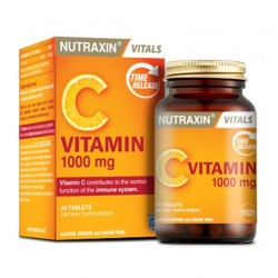 Nutraxin Vitamin C 1000 mg 30 Tablet