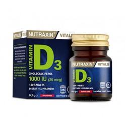Nutraxin Vitamin D3 120 Tablet
