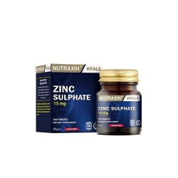 Nutraxin Zinc Sulphate 100 Tablet
