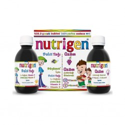 Nutrigen Balık Yağı 200 ml + Üzüm Şurup 200 ml