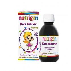 Nutrigen Elderberry Kara Mürver Beta Glukan Şurup 200 ml