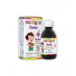 Nutrigen Üzüm Çekirdeği Ekstreli Vitamin Şurubu 200 ml (04/2023)
