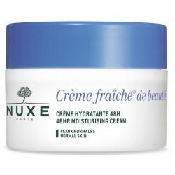Nuxe Creme Fraiche De Beaute 48h Rich 50 ml Zenginleştirilmiş Nemlendirici