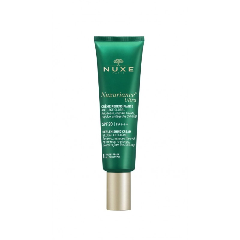 Nuxe Nuxuriance Ultra SPF 20+Replenishing Cream Gündüz Kremi 50 ml