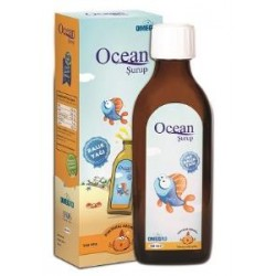Orzax Ocean Omega 3 Portakal Aromalı Balık Yağı 150 ml