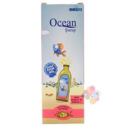 Orzax Ocean Omega 3 Şurup (Karışık Meyve) 150 ml