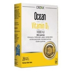 Ocean Vitamin D3 20 ml Sprey