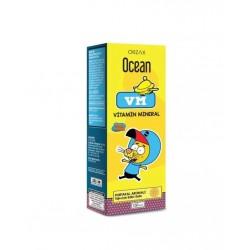 Ocean VM Vitamin Mineral Şurubu 150ml