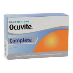 Ocuvite Complete Bausch & Lomb 60 Kapsül