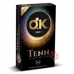 Okey Prezervatif Tenn 10' lu
