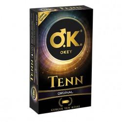 Okey Prezervatif Tenn 10'lu