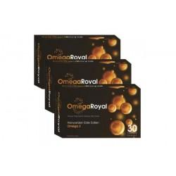 Omega Royal Havyardan Omega 3 / 3 Adet x 30 Kapsül Set