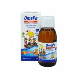 OmePa Omega 3 Balık Yağı Portakal Aromalı 150 ml