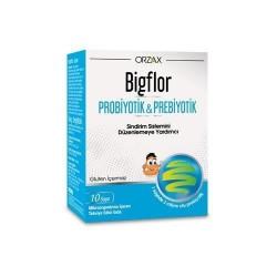 Orzax Bigflor Probiyotik 10 Saşe