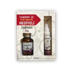 Orzax Cosakondrin Plus 60 Tablet & Cosakondrin Jel 100 ml Hediyeli