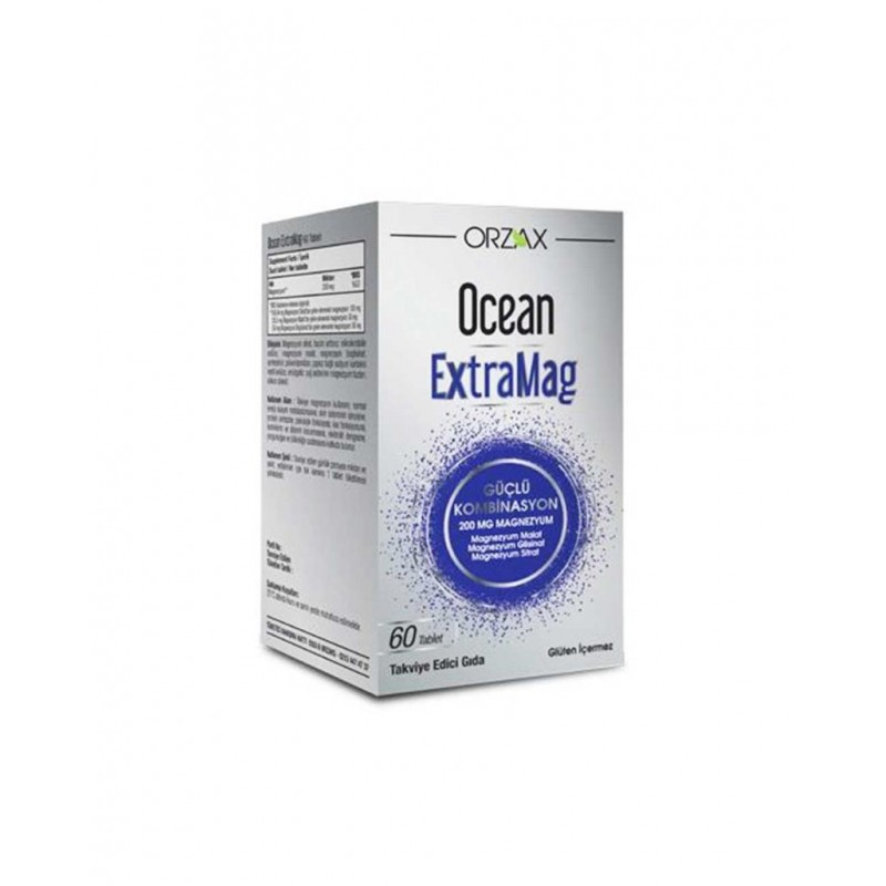 Orzax Ocean Extramag 60 Tablet