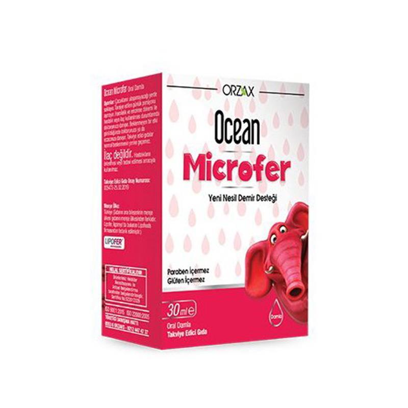 Orzax Ocean Microfer 30 ml
