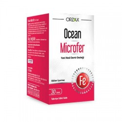 Orzax Ocean Microfer 30 Tablet