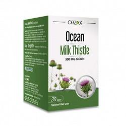 Orzax Ocean Milk Thistle 30 Tablet