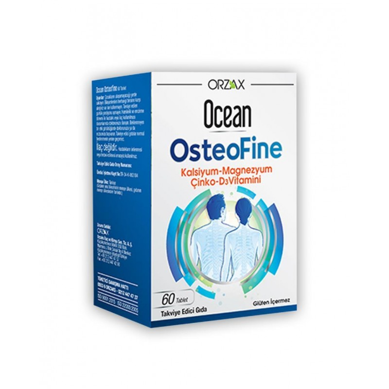 Orzax Ocean OsteoFine 60 Tablet