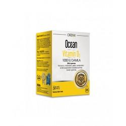 Orzax Ocean Vitamin D3 1000 IU Damla 50 ml