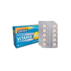 Osende Vitamin B12 30 Tablet