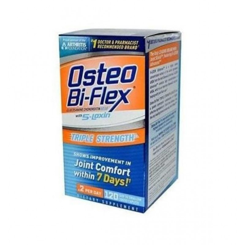 Osteo_Bi-Flex Advanced Triple Strength 120 Tablet