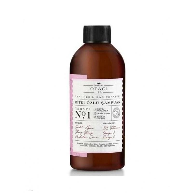 Otacı LAB No:1 Nemlendirici Onarıcı Şampuan 250 ml