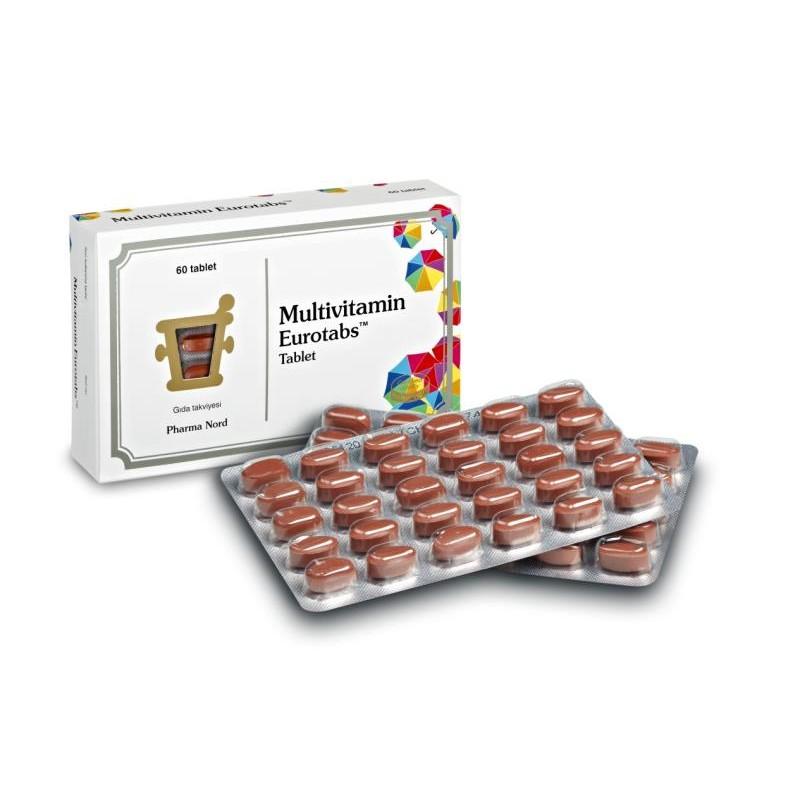 Pharma Nord Multivitamin 30 Tablet