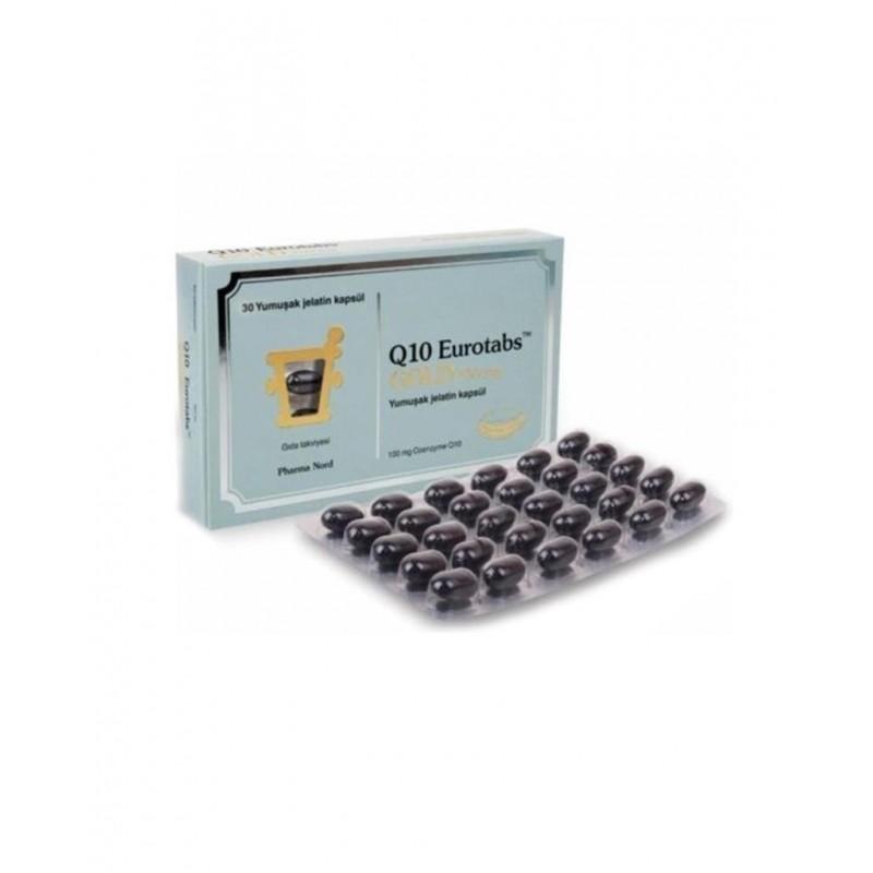 Pharma Nord Q10 Gold Eurotabs 30 Kapsül