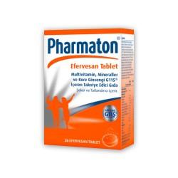 Pharmaton Efervesan 20 Tablet (SKT:5/2021)