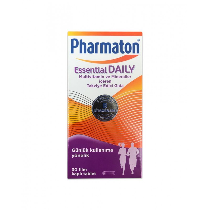 Pharmaton Essential Daily 30 Tablet