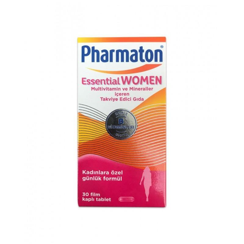 Pharmaton Essential Women 30 Tablet