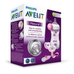 Philips Avent Fil Desenli Hediye Seti Pembe