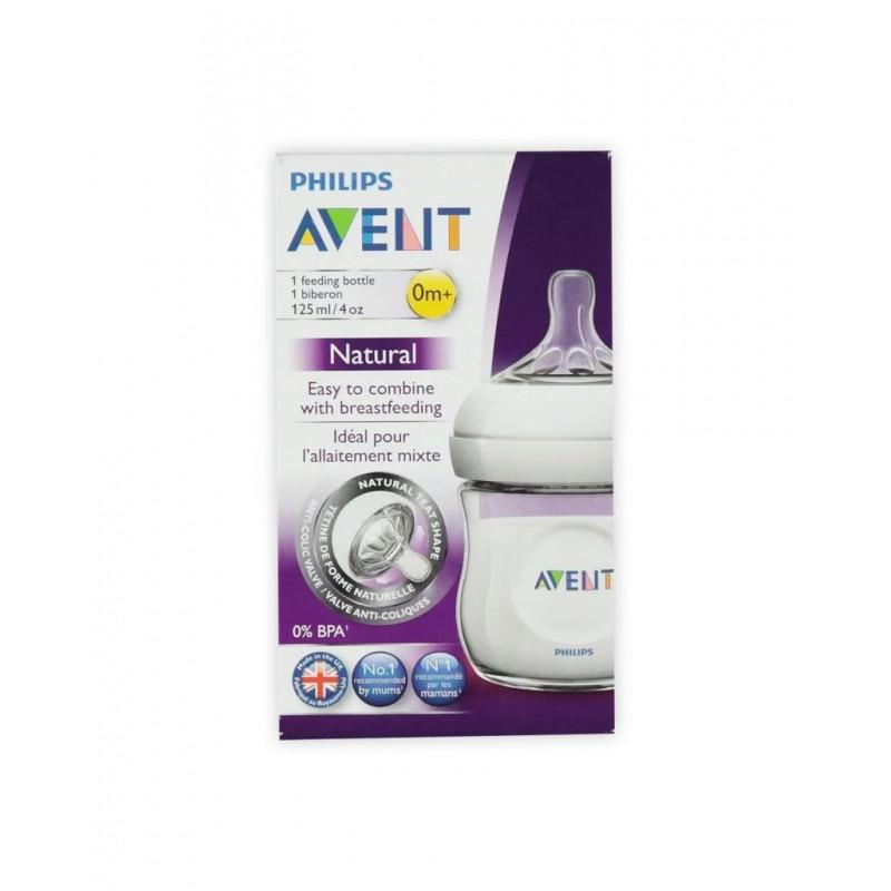 Philips Avent SCF030/27 Natural Biberon 125 ml (0m+)