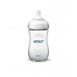 Philips Avent SCF033/17 Natural Cam Biberon 260 ml (1m+)