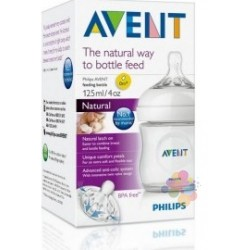 Philips Avent SCF690/17 Natural  Biberon 125 ml (0m+)