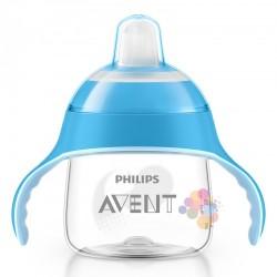 Philips Avent SCF751/05 Penguen Damlatmaz Bardak 200 ml (6m+) Mavi