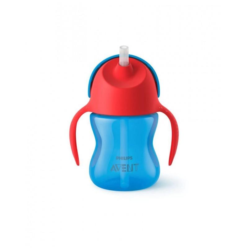 Philips Avent SCF796/01 200 ml Pipetli Bardak Mavi (9m+)