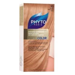 PhytoColor 9D - Dore Sarı (Bitkisel Saç Boyası)
