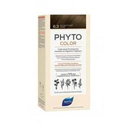 Phyto PhytoColor 6.3 - Koyu Kumral Dore (Bitkisel Saç Boyası)