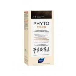 Phyto PhytoColor 6.7 - Çikolata Kahve (Bitkisel Saç Boyası)