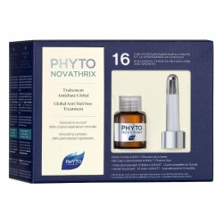 Phyto Phytonovathrix Global Anti-Hair Loss Treatment Ampoules 12 x 3,5 ml