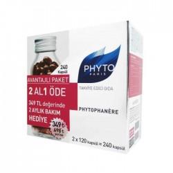 Phyto Phytophanere Avantajlı Paket 2 x 120 Kapsül