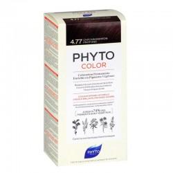 Phyto PhytoColor 4.77 - Yoğun Kestane Bakır (Bitkisel Saç Boyası)