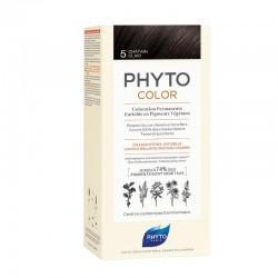 Phyto PhytoColor 5 Açık Kestane (Bitkisel Saç Boyası)