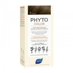 PhytoColor 7 - Kumral (Bitkisel Saç Boyası)